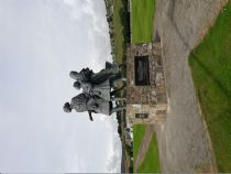 Emigrants monument, Helmsdale
