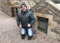 Bryns house at Rosslyn Chapel