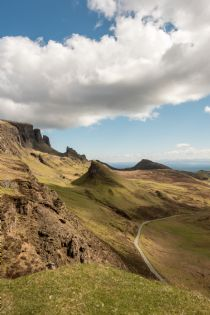 The Quiraing on Skye