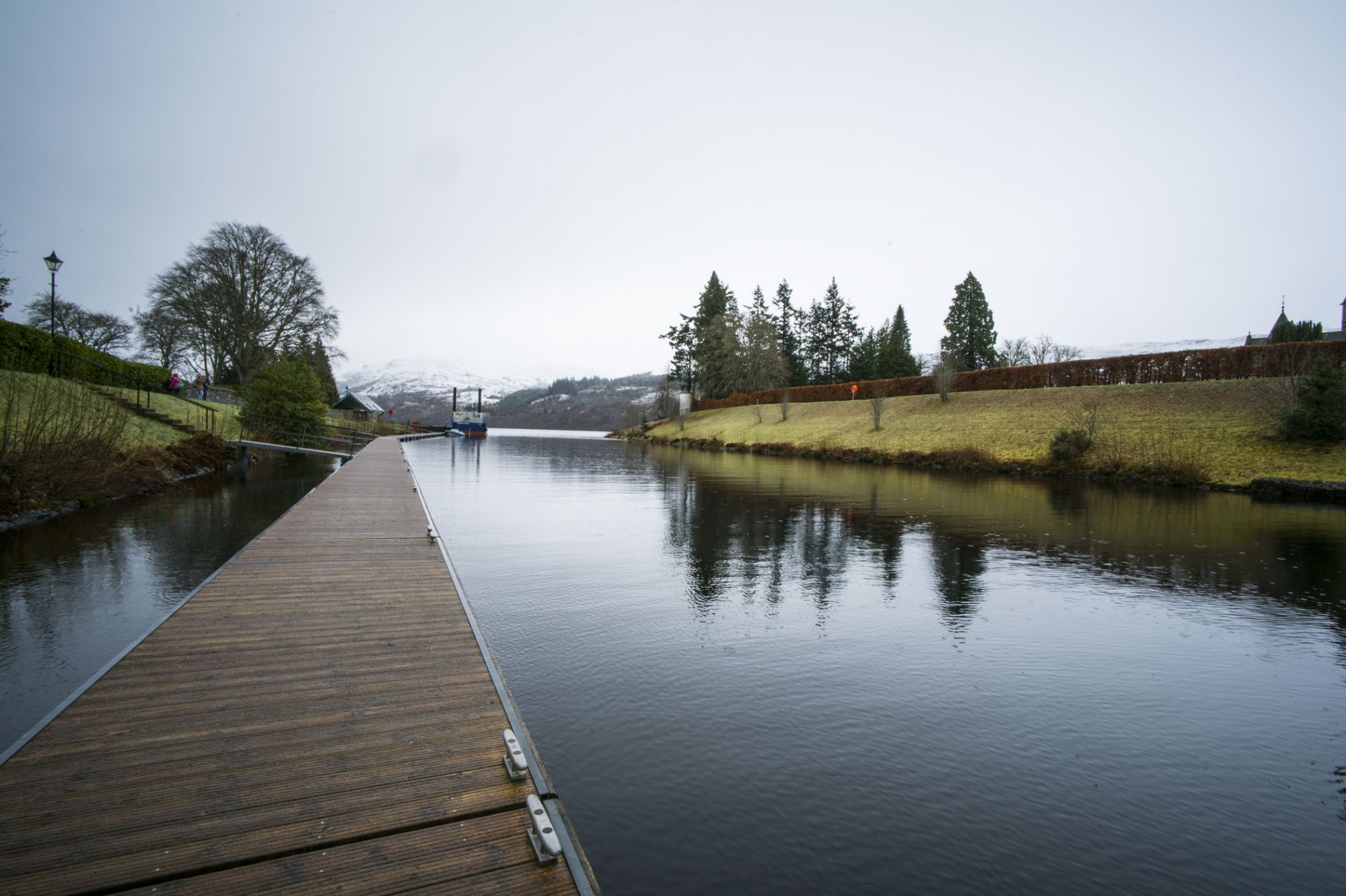 Loch Ness.... wheres Nessie?