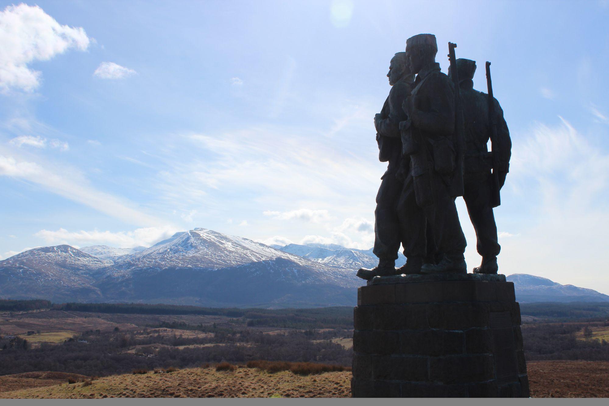 Commando Memorial  Ben Nevis