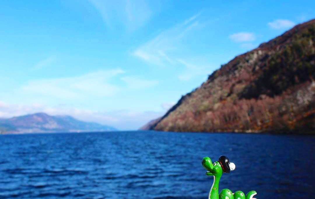 Dont (ness) with Nessie!