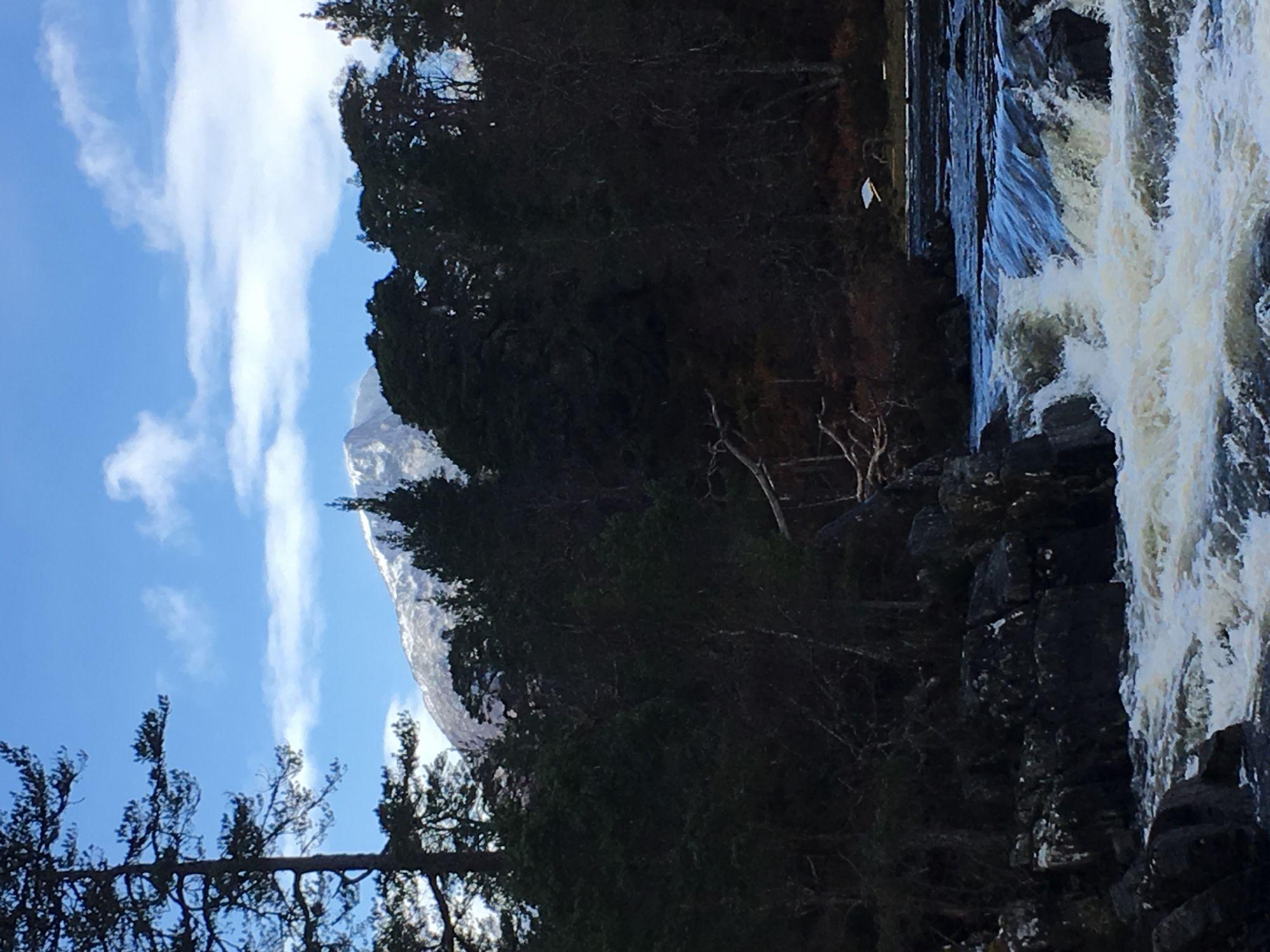 Glen Affric river