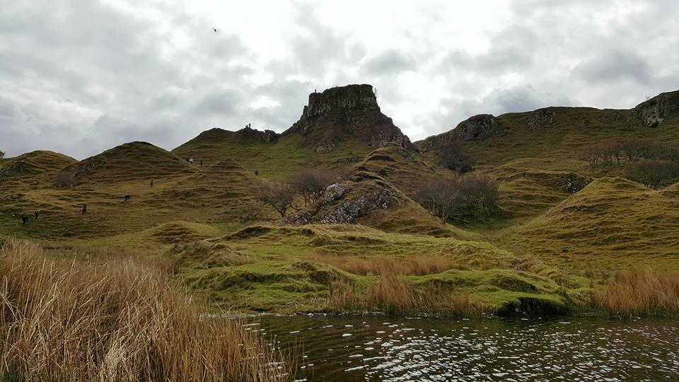 Highland of Scotland