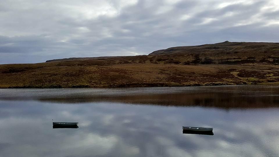Mirror in Highlands