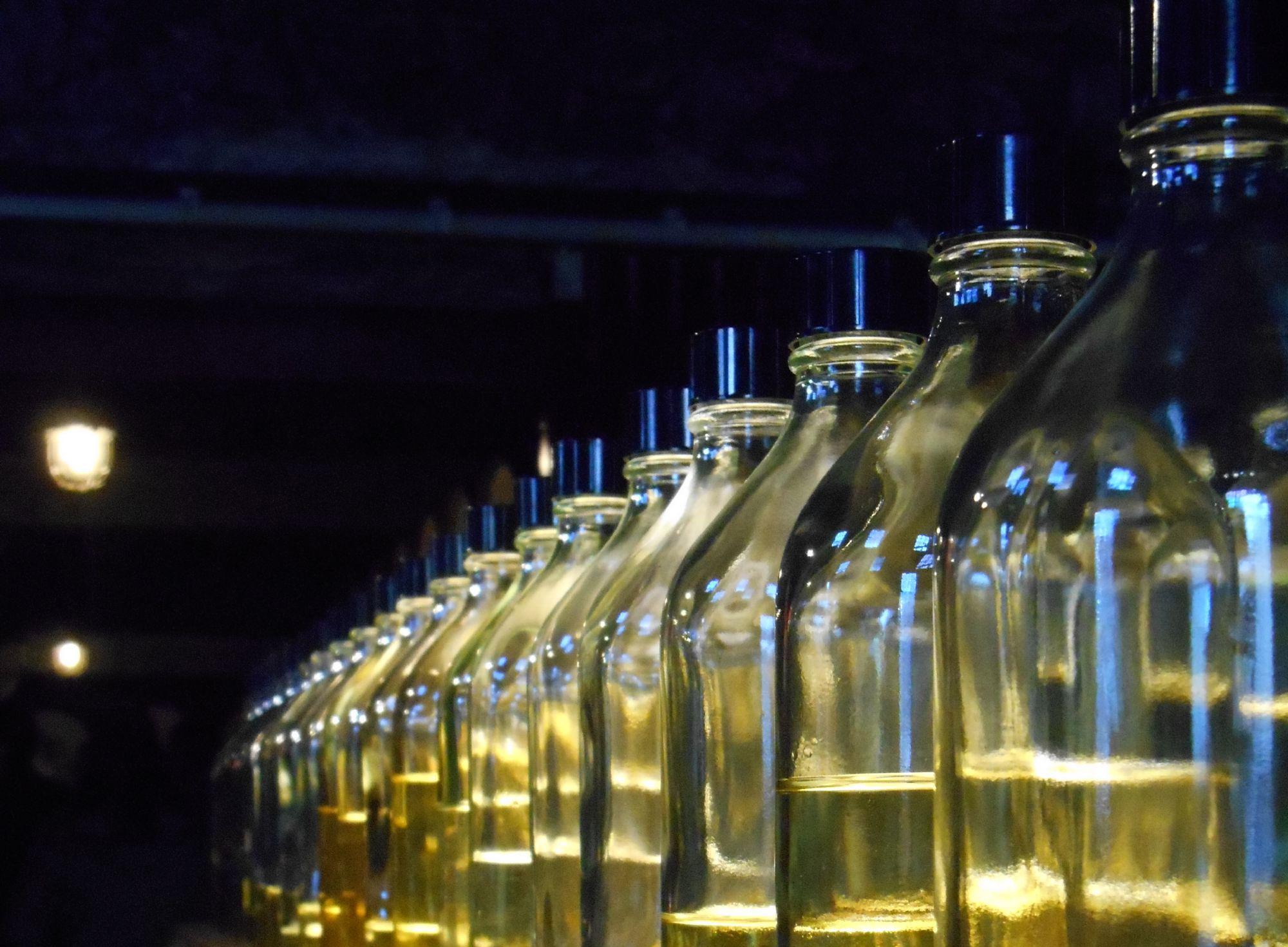 Whisky :-)
