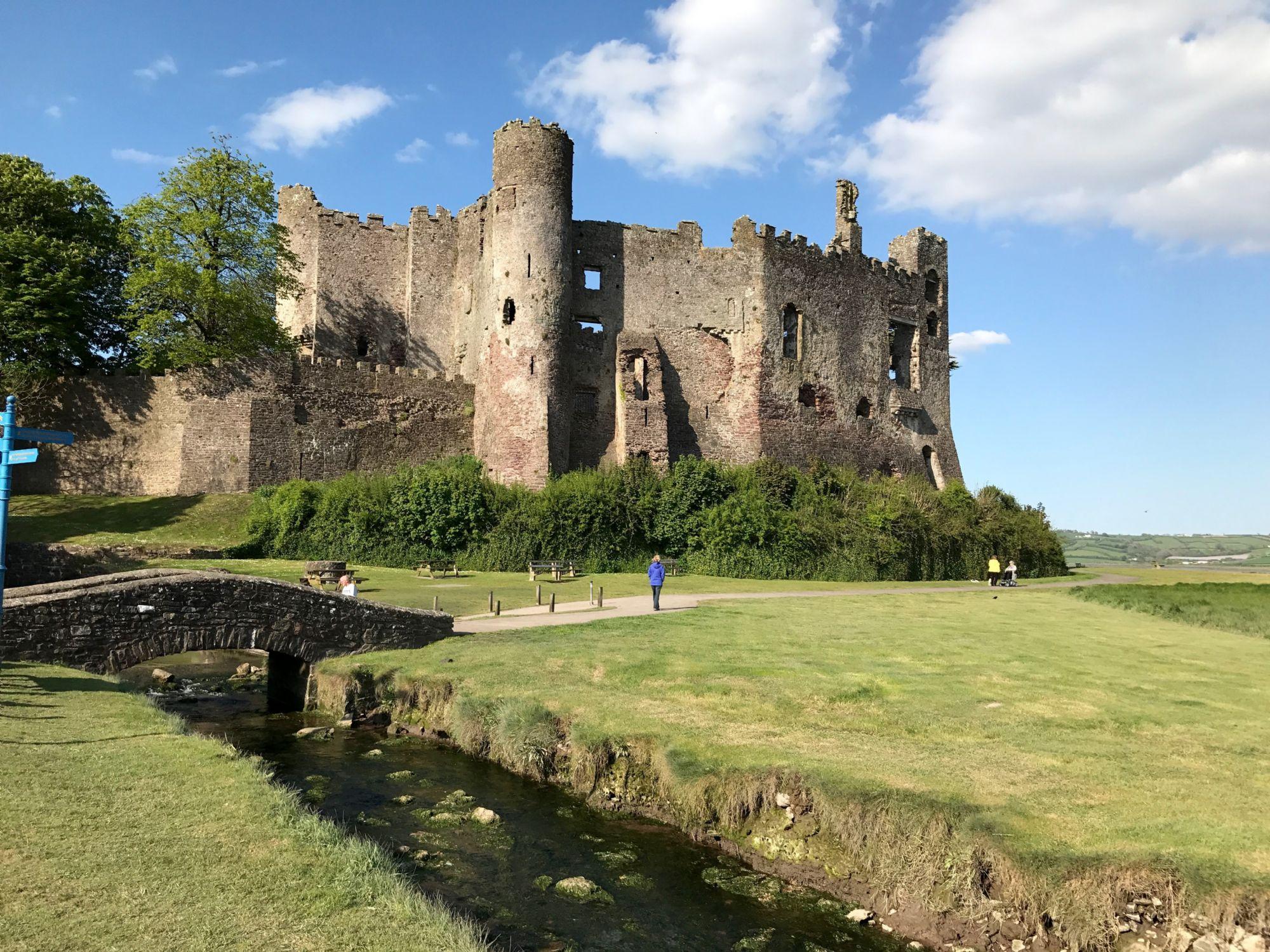 Lots of castles