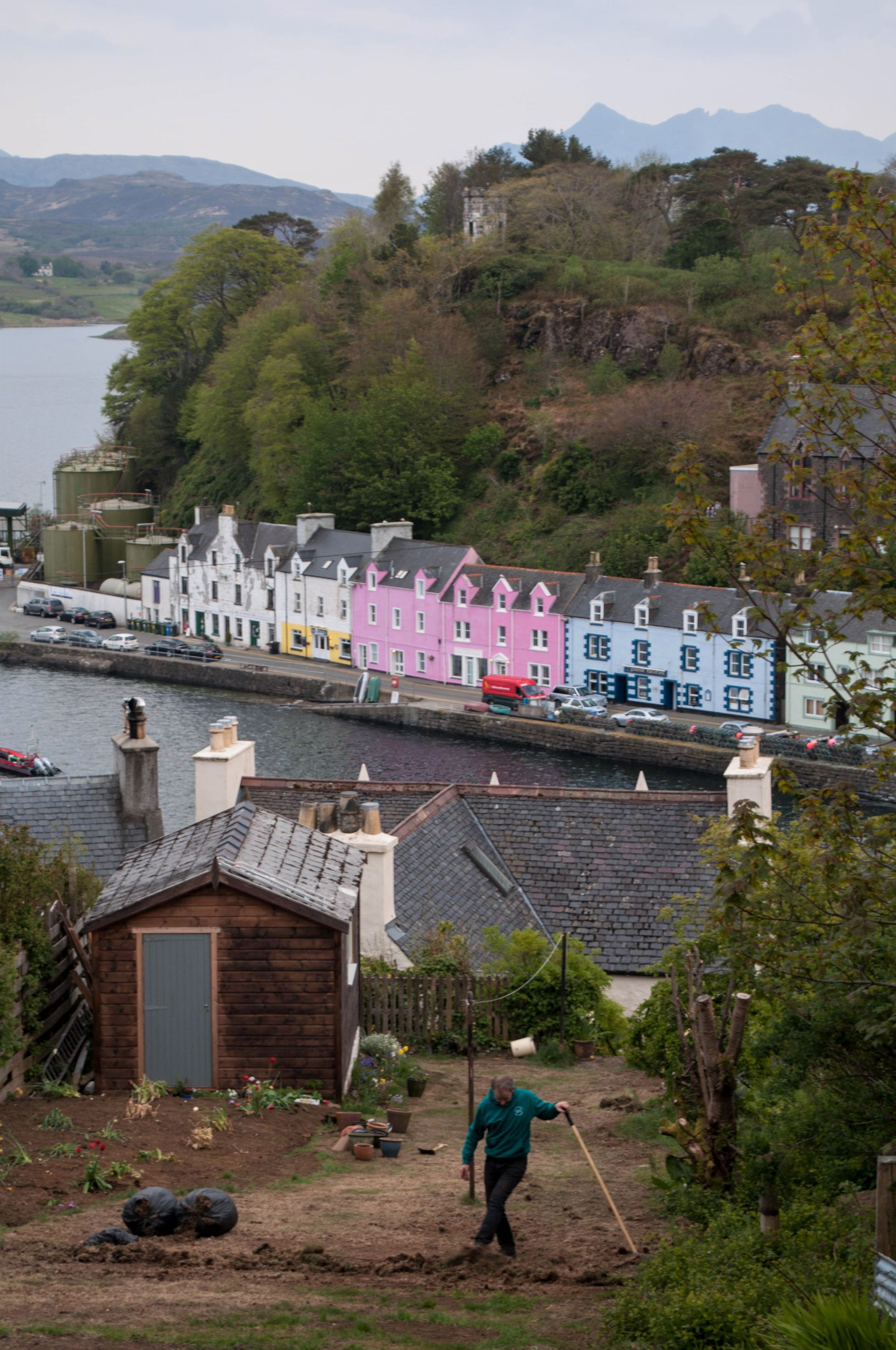 Life in Portree