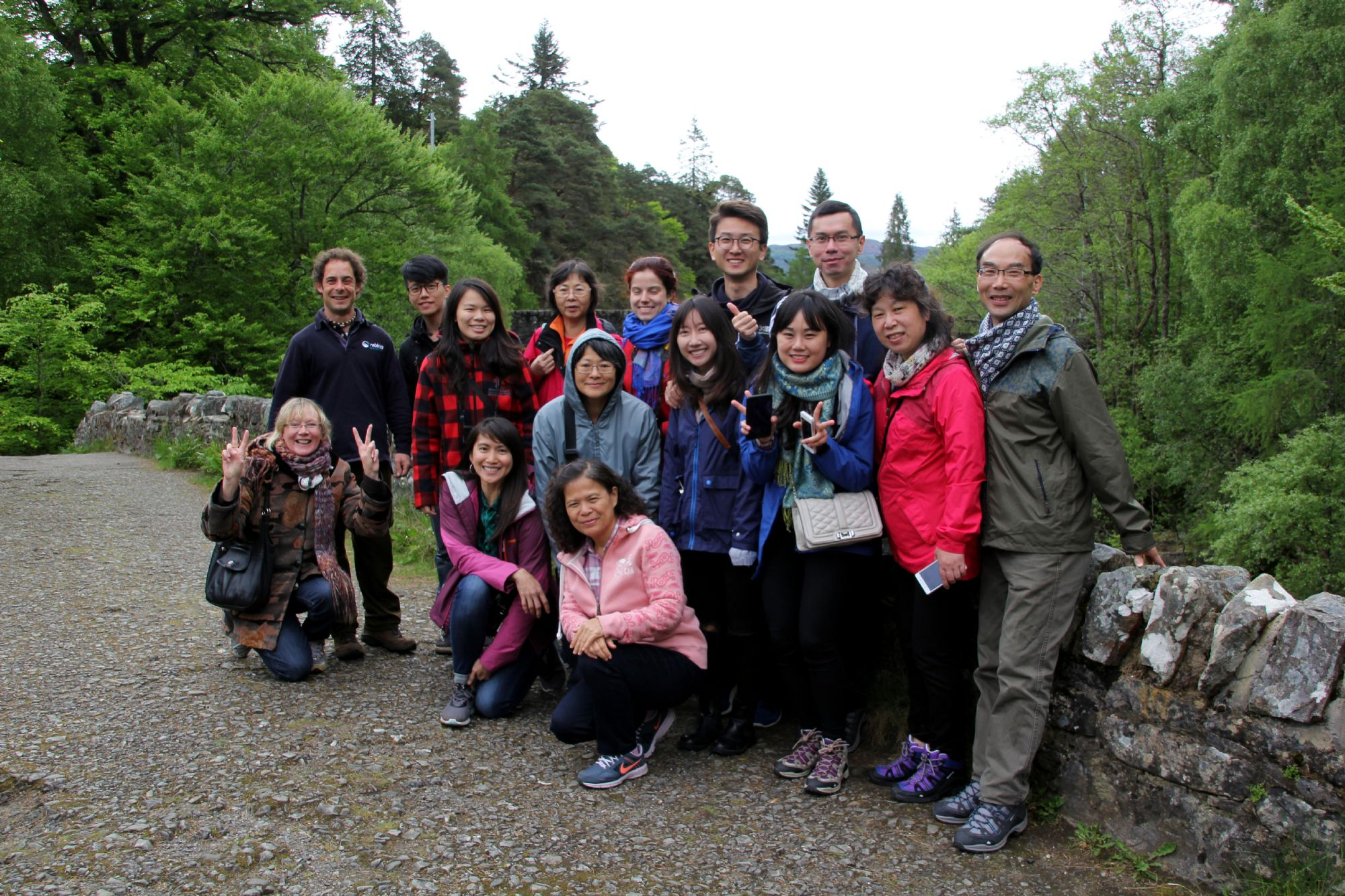 (nearly!) all our group