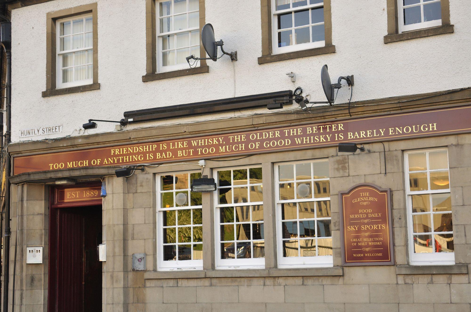 Pub in Inverness