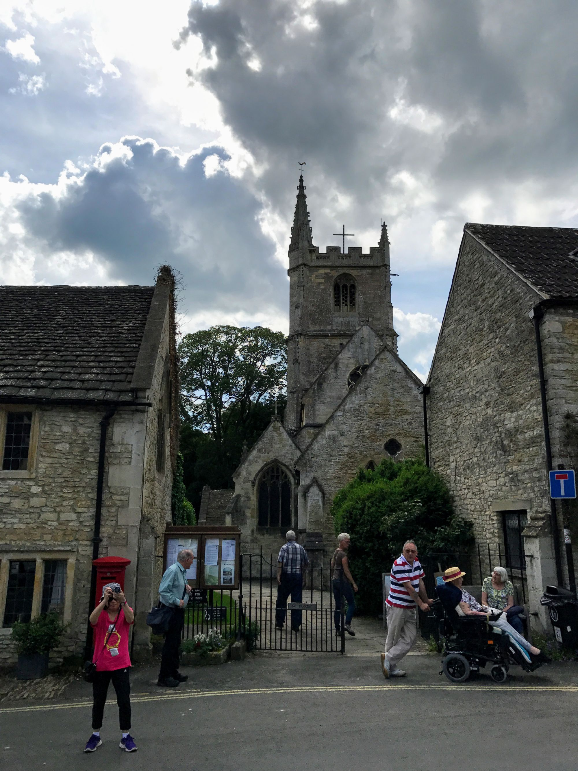 Castle Combe Chapel