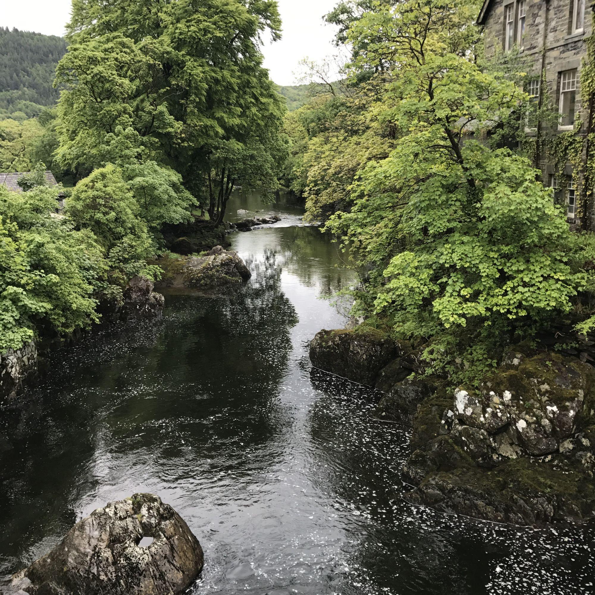 Around North Wales