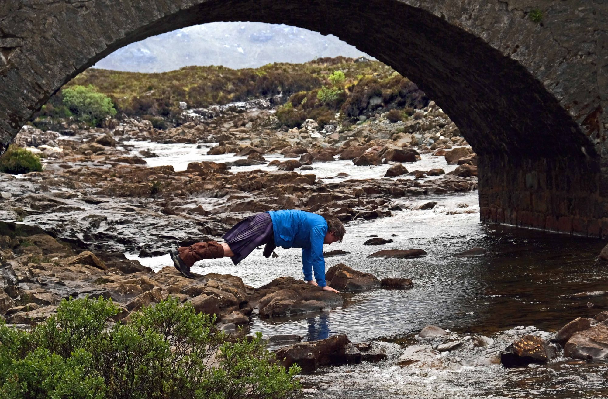 Craig and the River Faeries