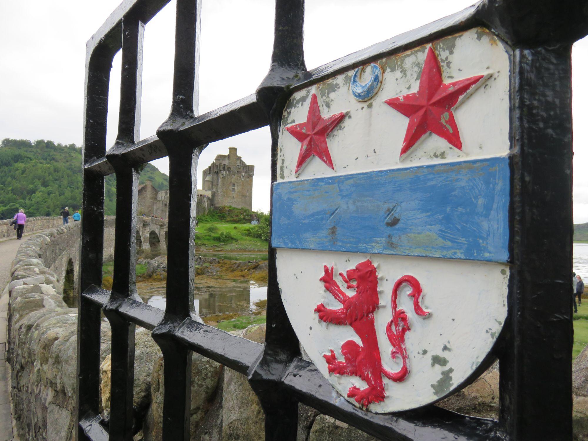 Eilean Donan Gate