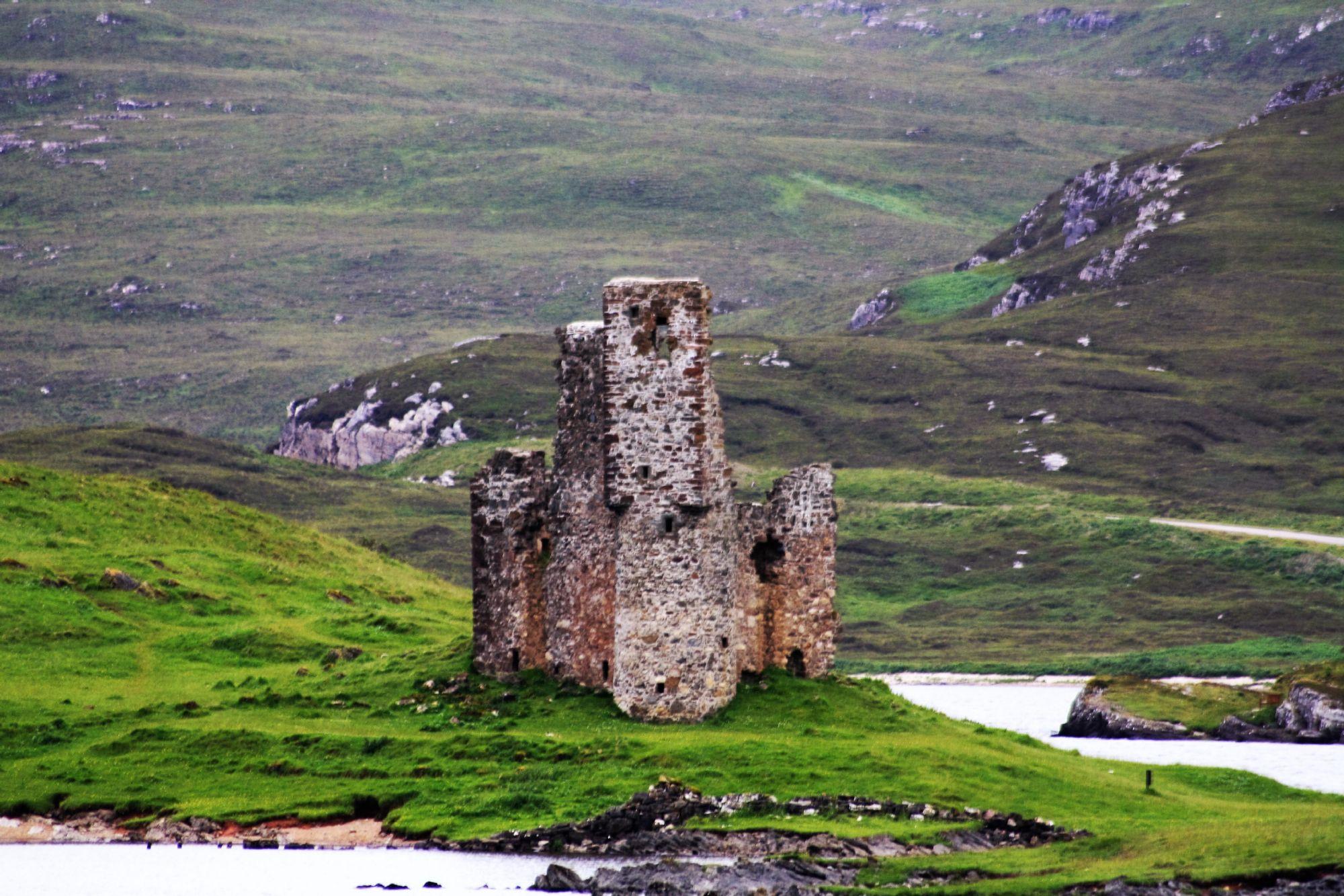 Ardverck castle