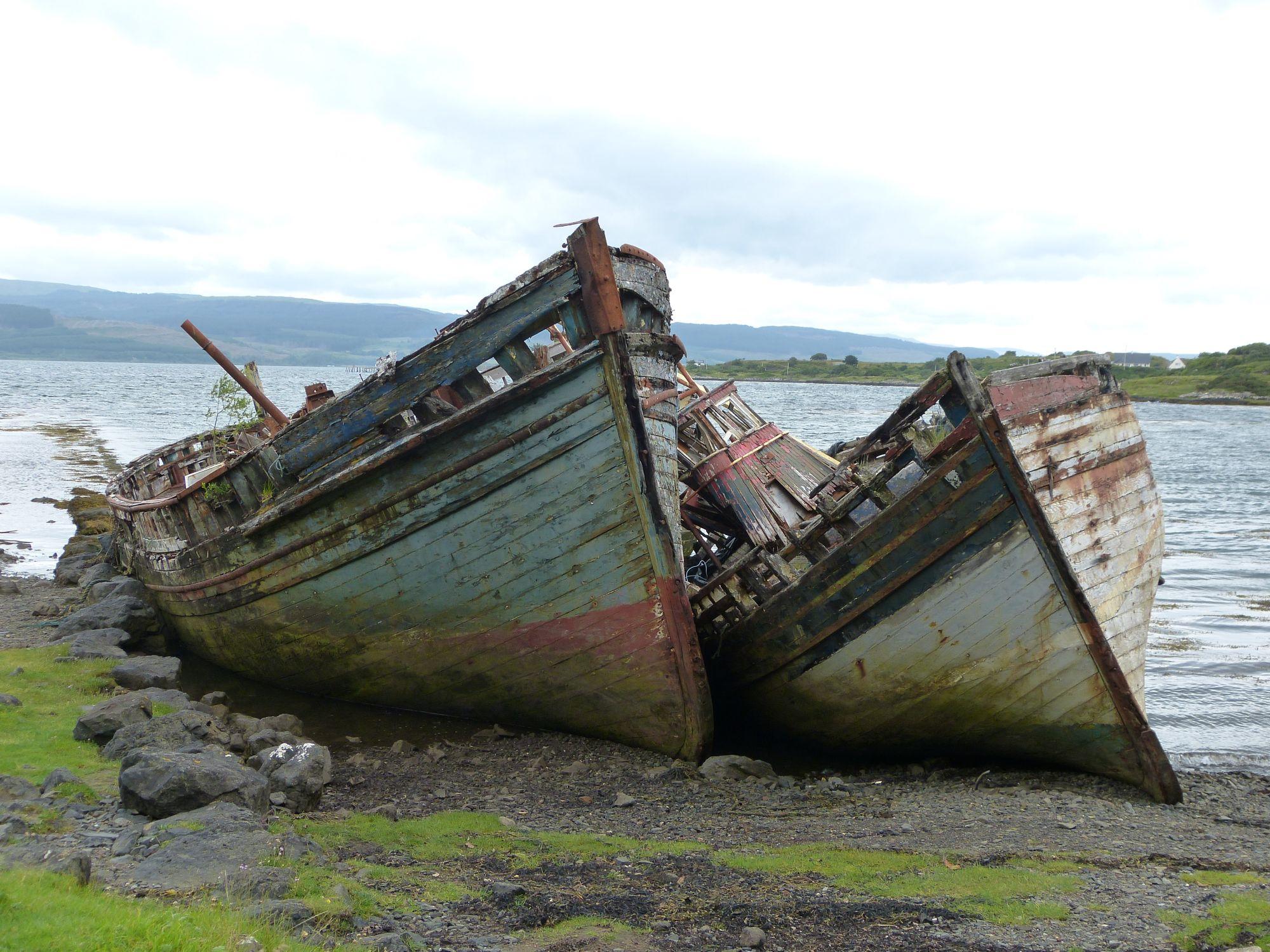 The Boat Graveyard