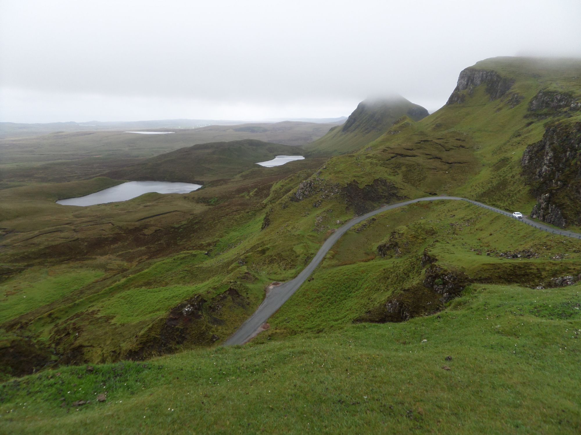 The Quiraing - Isle of Skye.