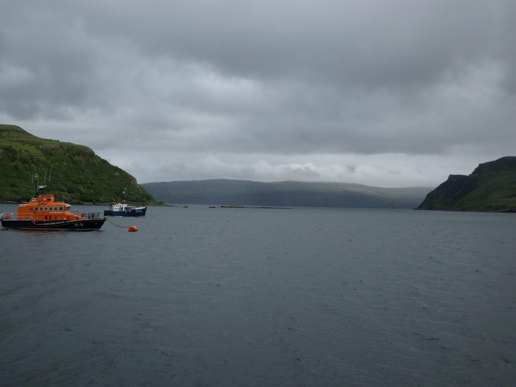 Portree - Isle of Skye.