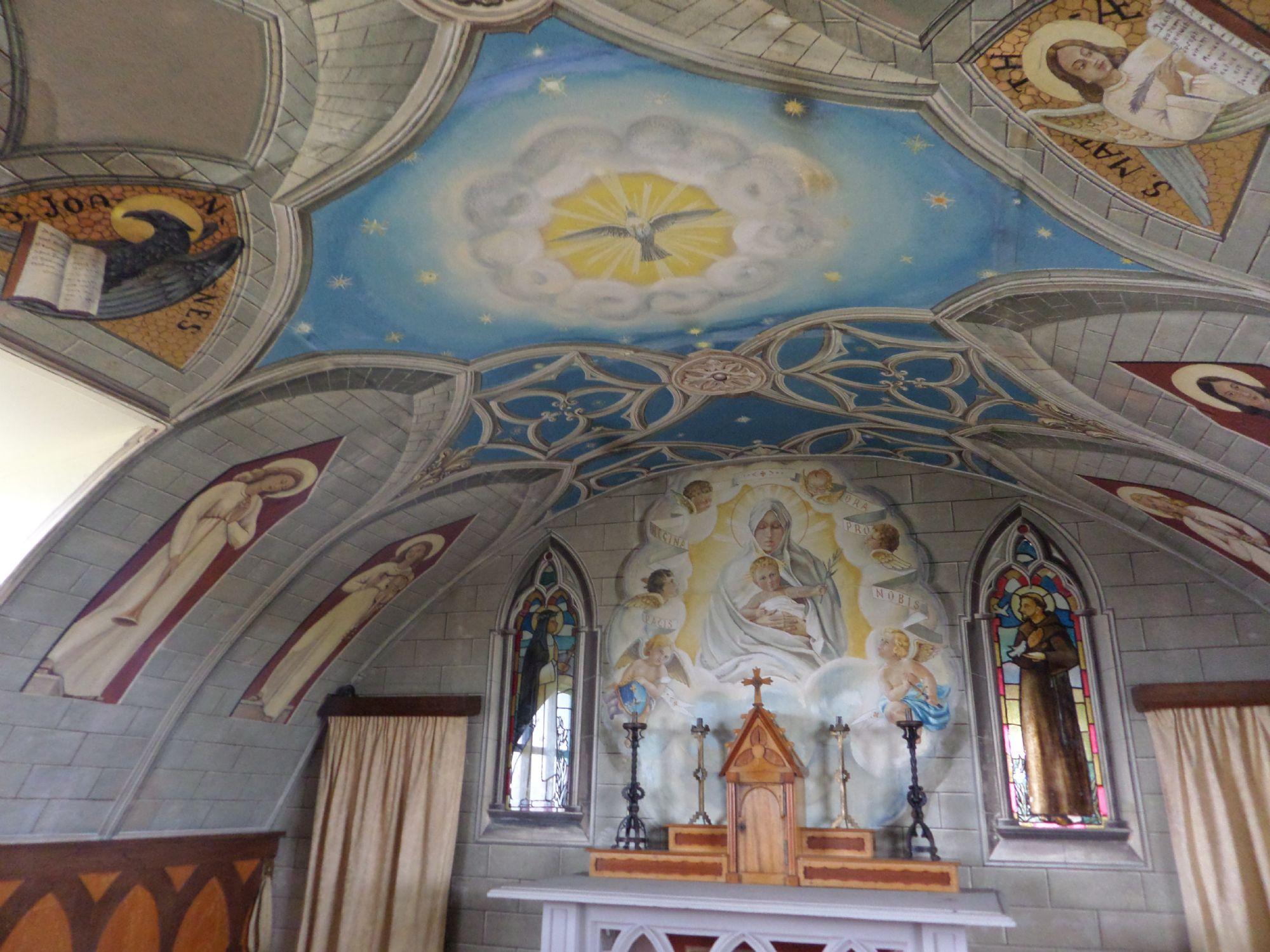 Italian Chapel, Orkney.