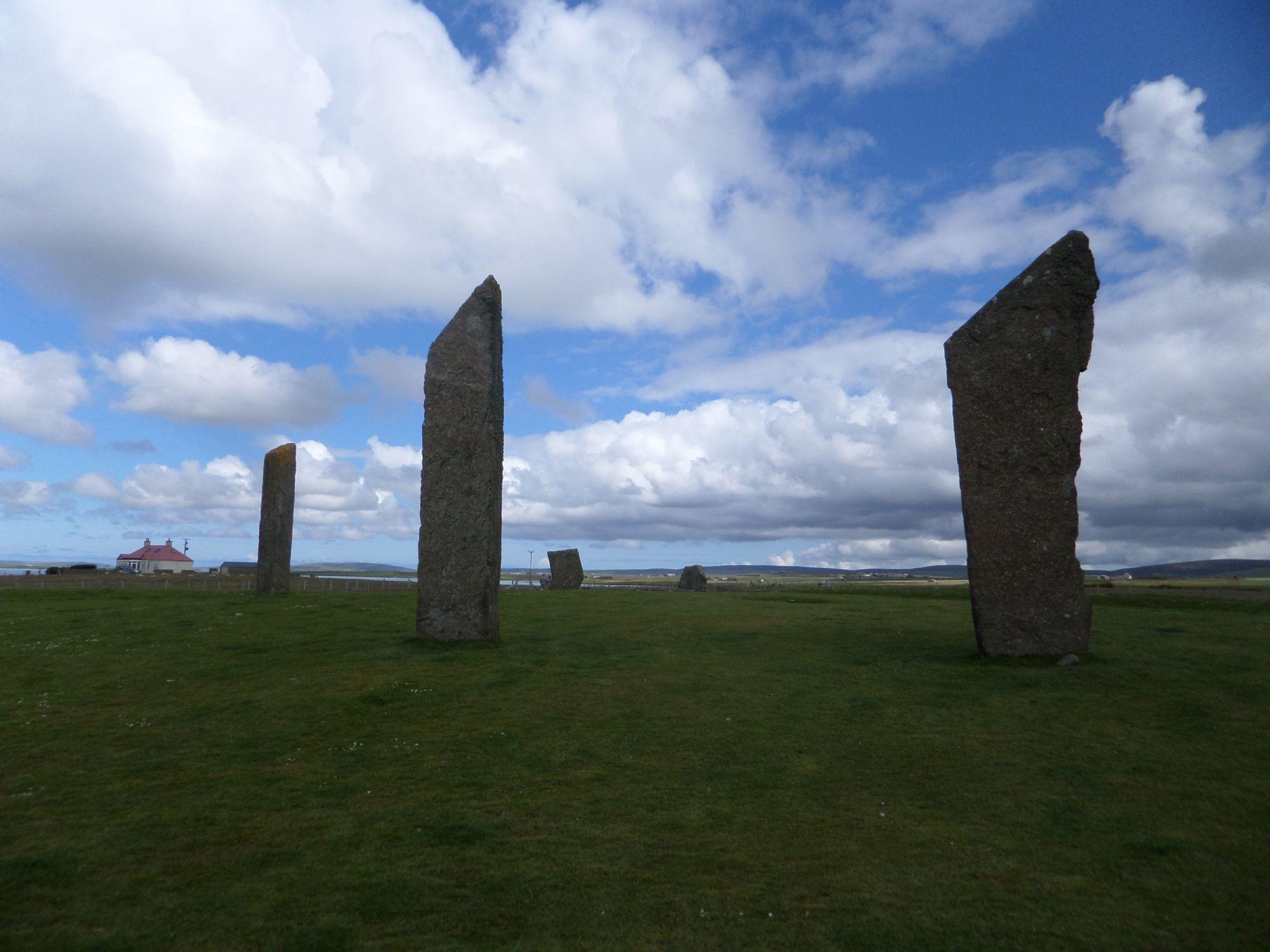 Stenness Standing Stones.