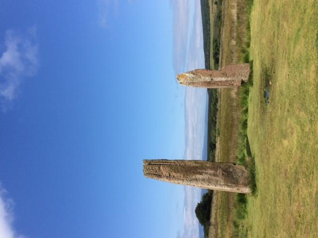 Machrie Moor Stones
