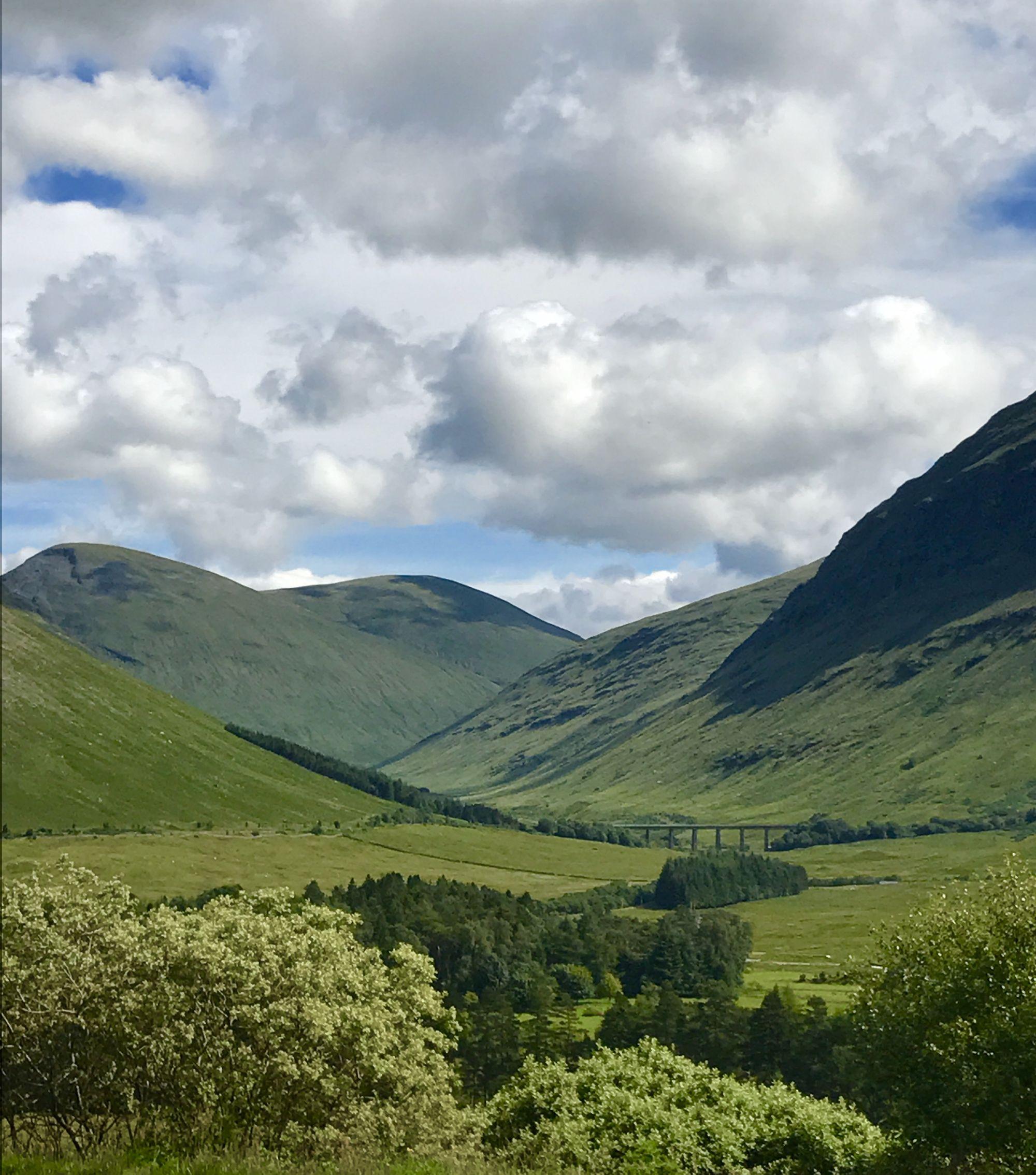 Rolling highlands