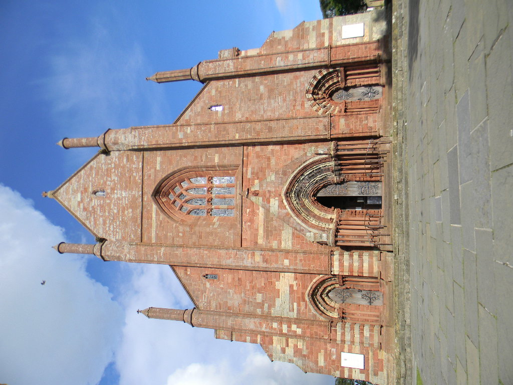 cathedral in Kirkwall