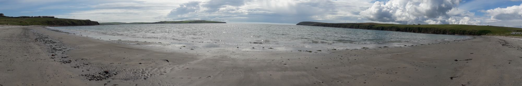 Bay on South Ronaldsay