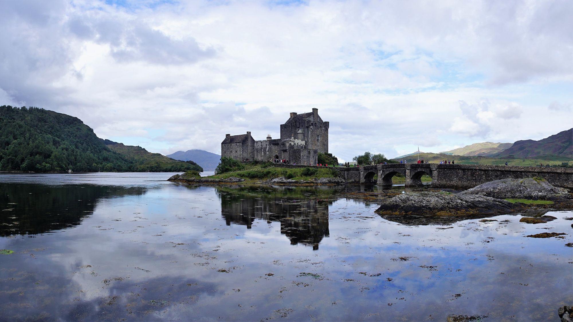 Mirror castle