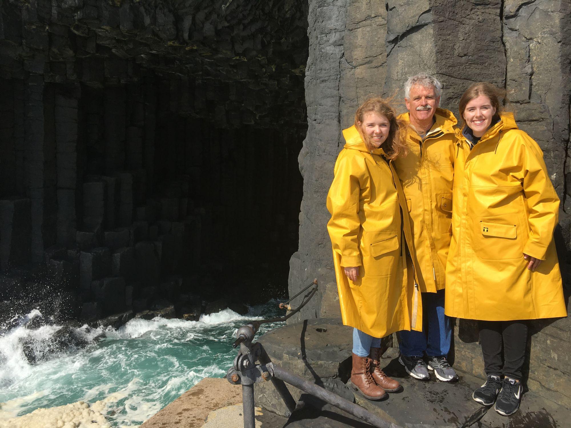 Amazing Ice Caves of Staffa
