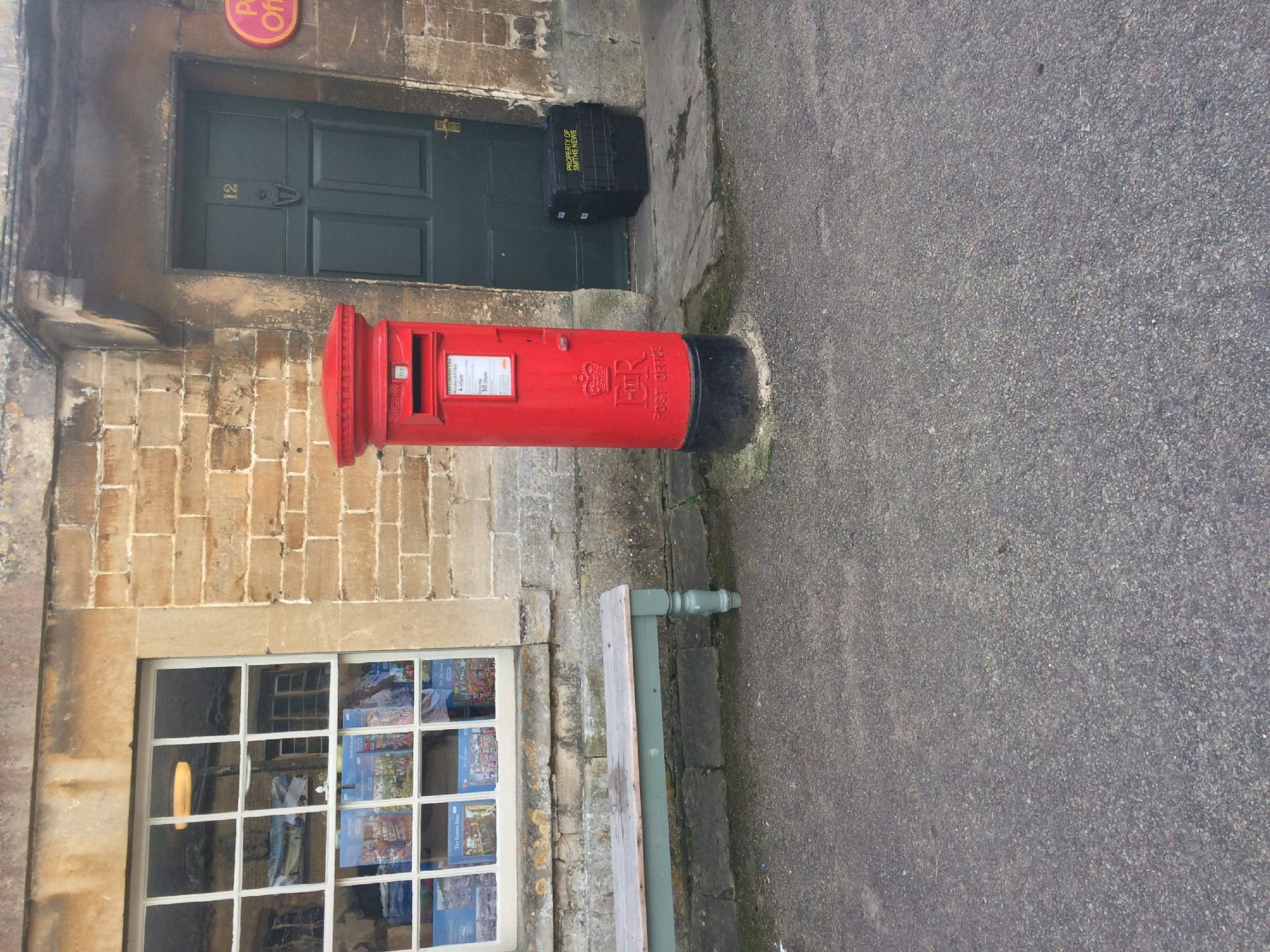 Medivial Post Box