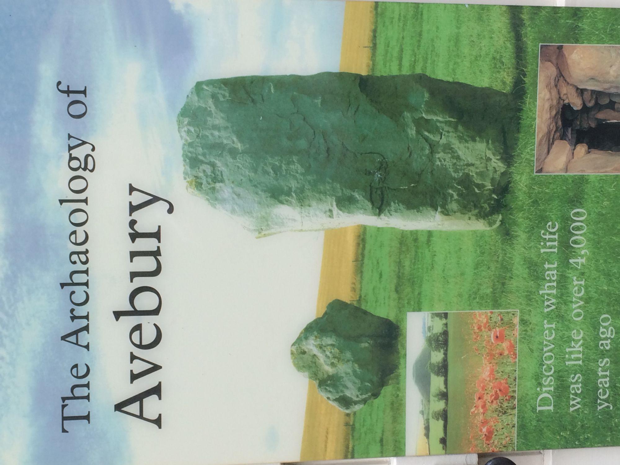 Avesbury mysterious rocks