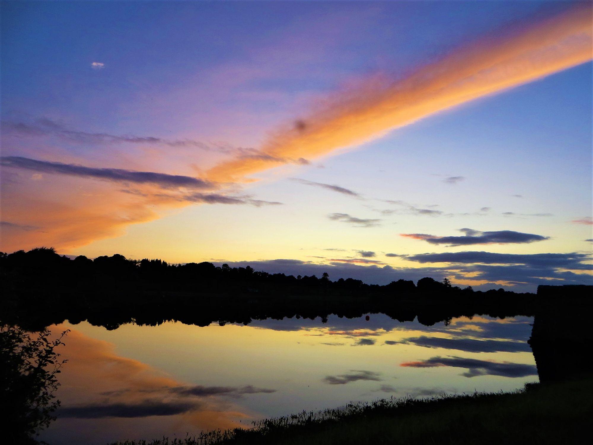 Lough Rynn Lake View