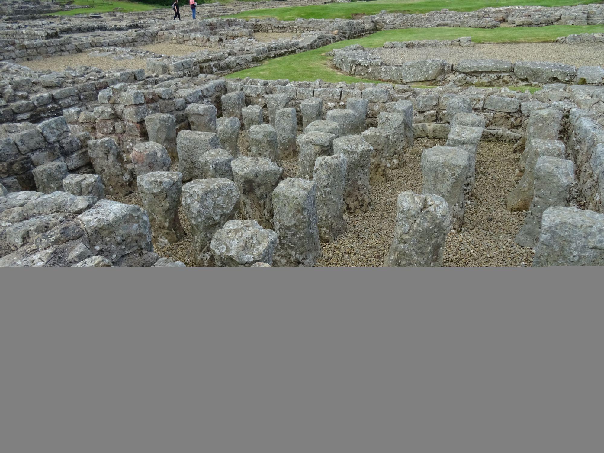 2000 years underfloor heating