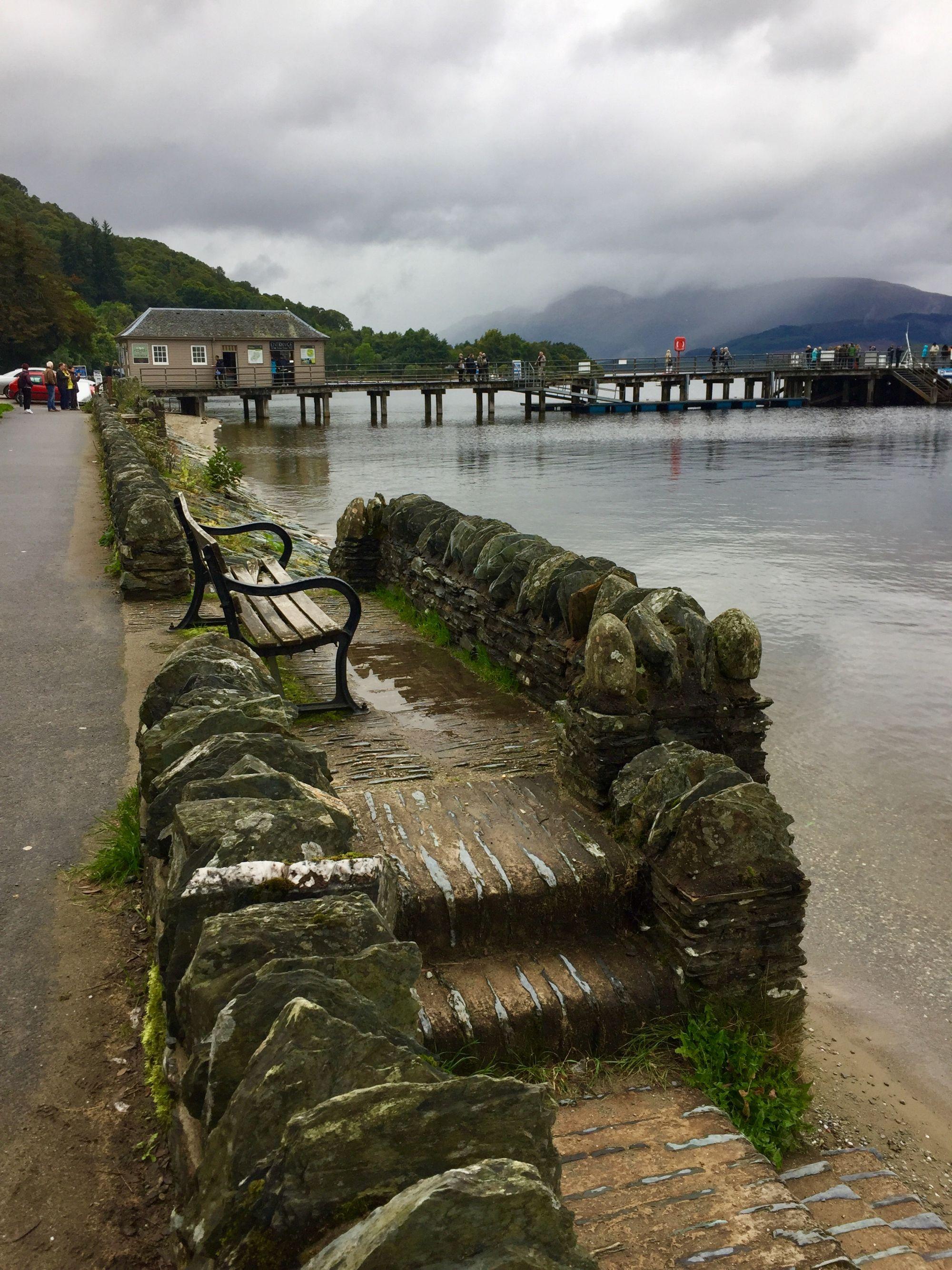 Luss and Loch Lomond