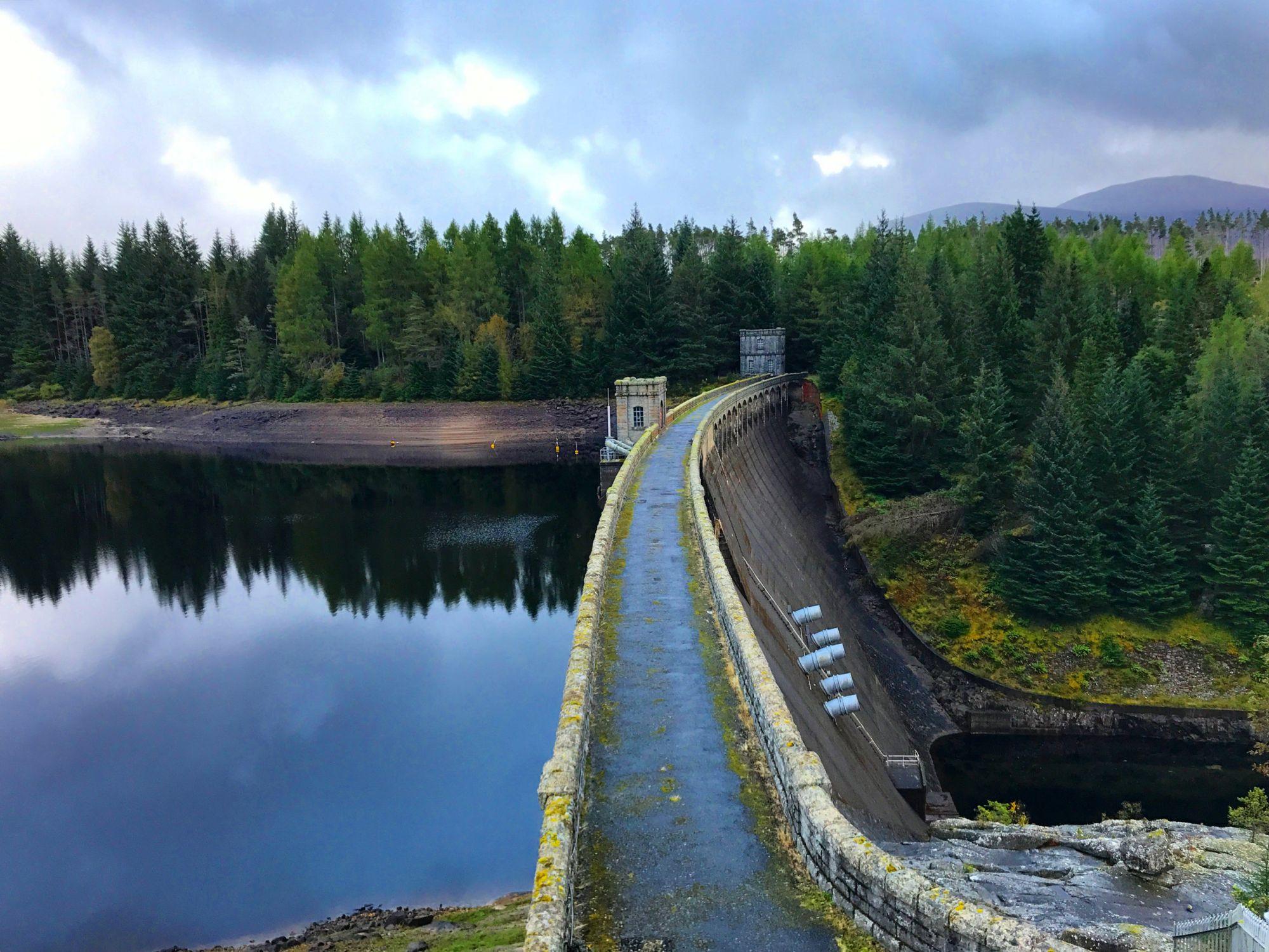 Laggan Dam - Such Beauty