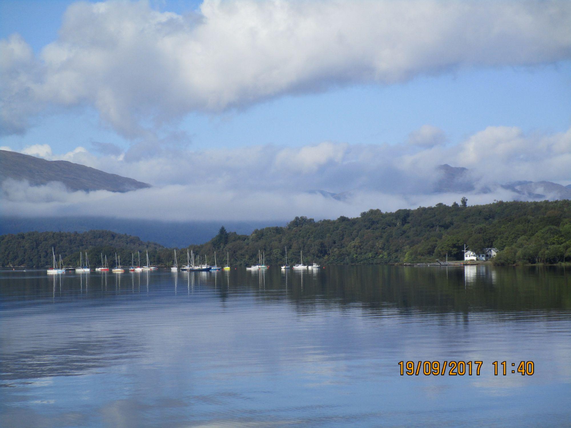 Loch Lomand view