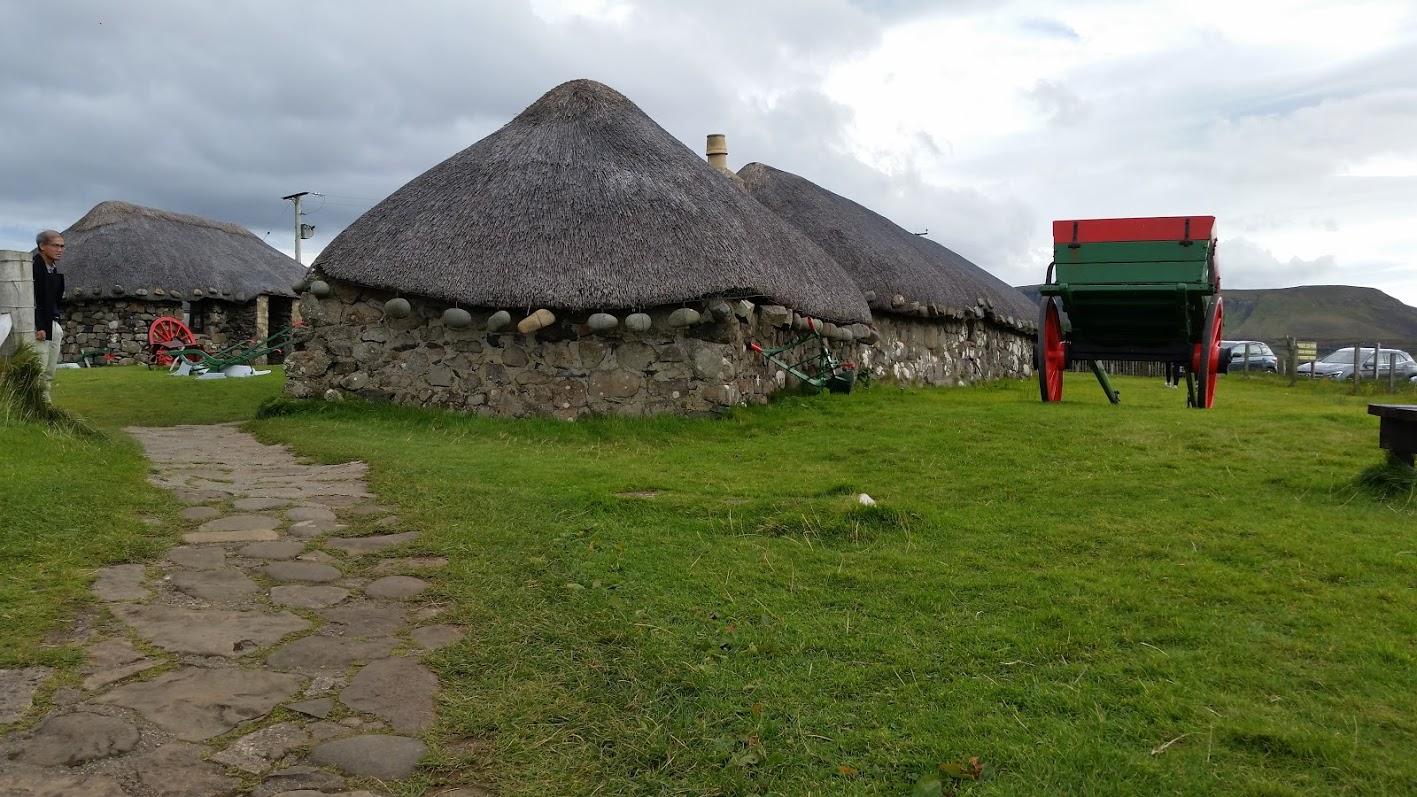 Croft houses