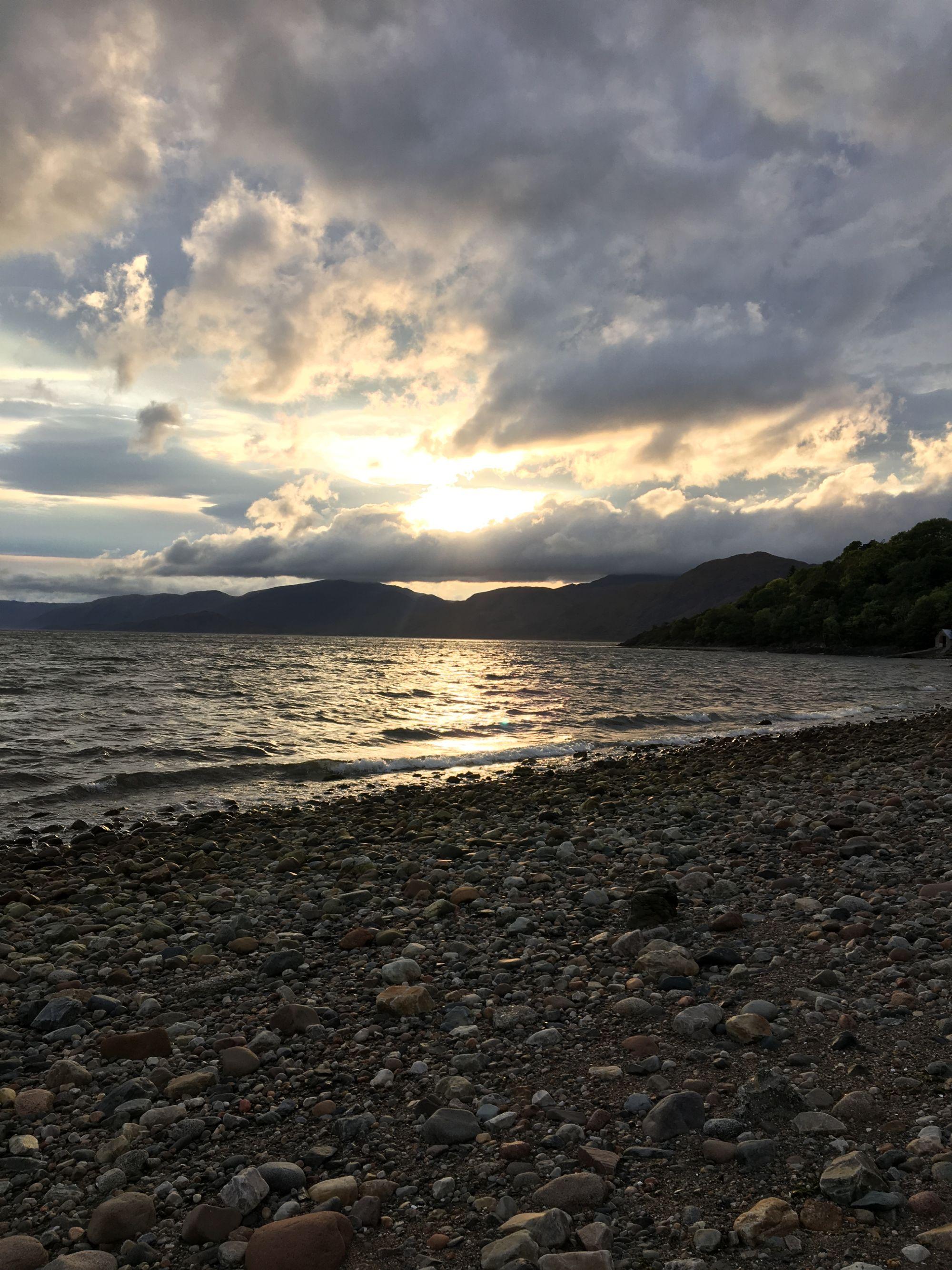 Loch Linnhe Sunset 2