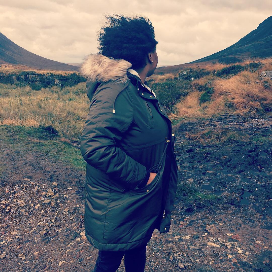 Majestic Staring at Glencoe