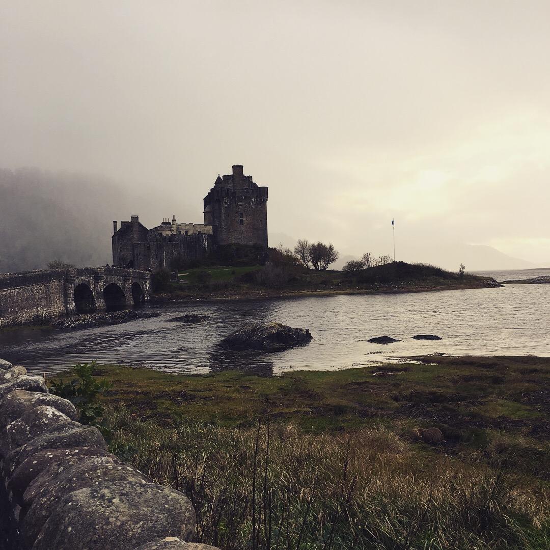 Eilean Duncan Castle