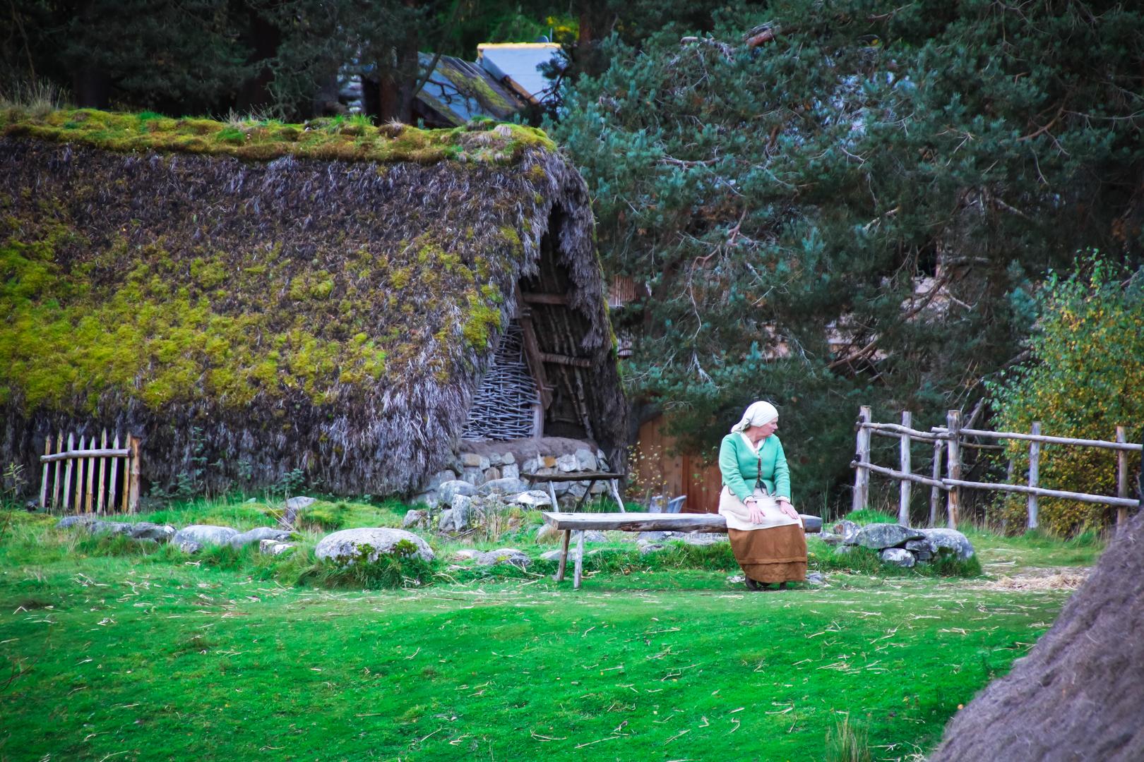 Newtonmore Highland Folk Museu