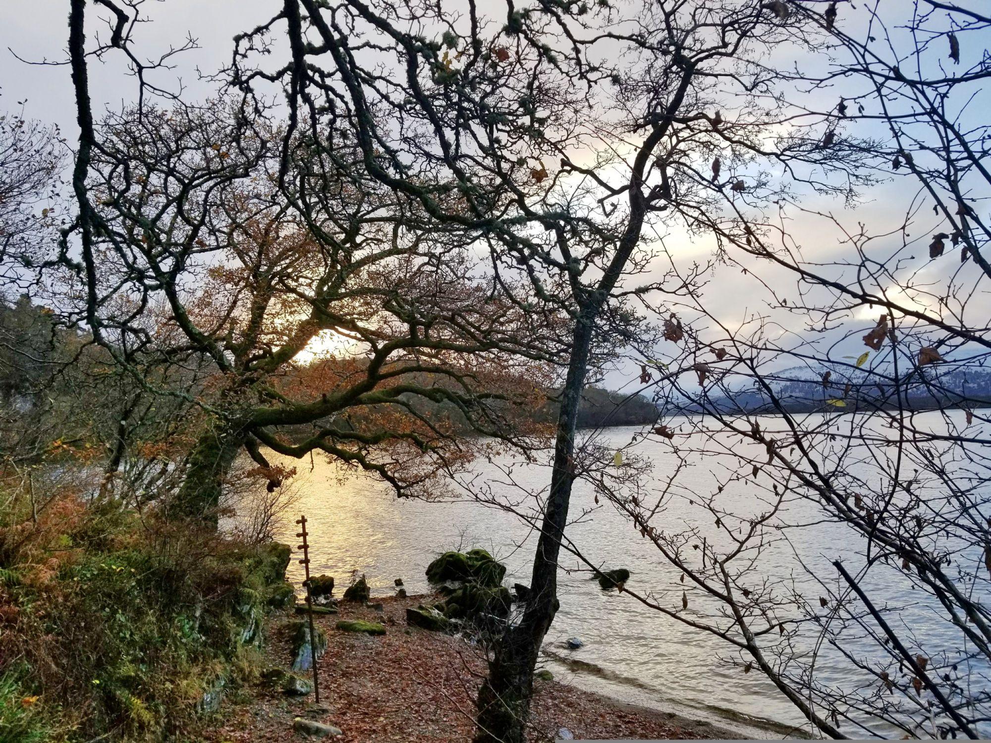 A Walk Around Loch Lomond