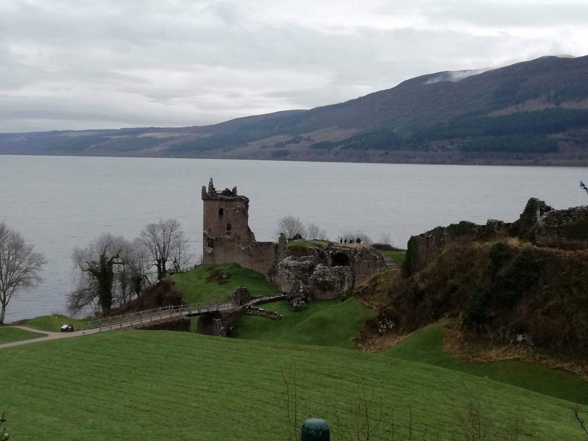 Urquhart Castle - 2