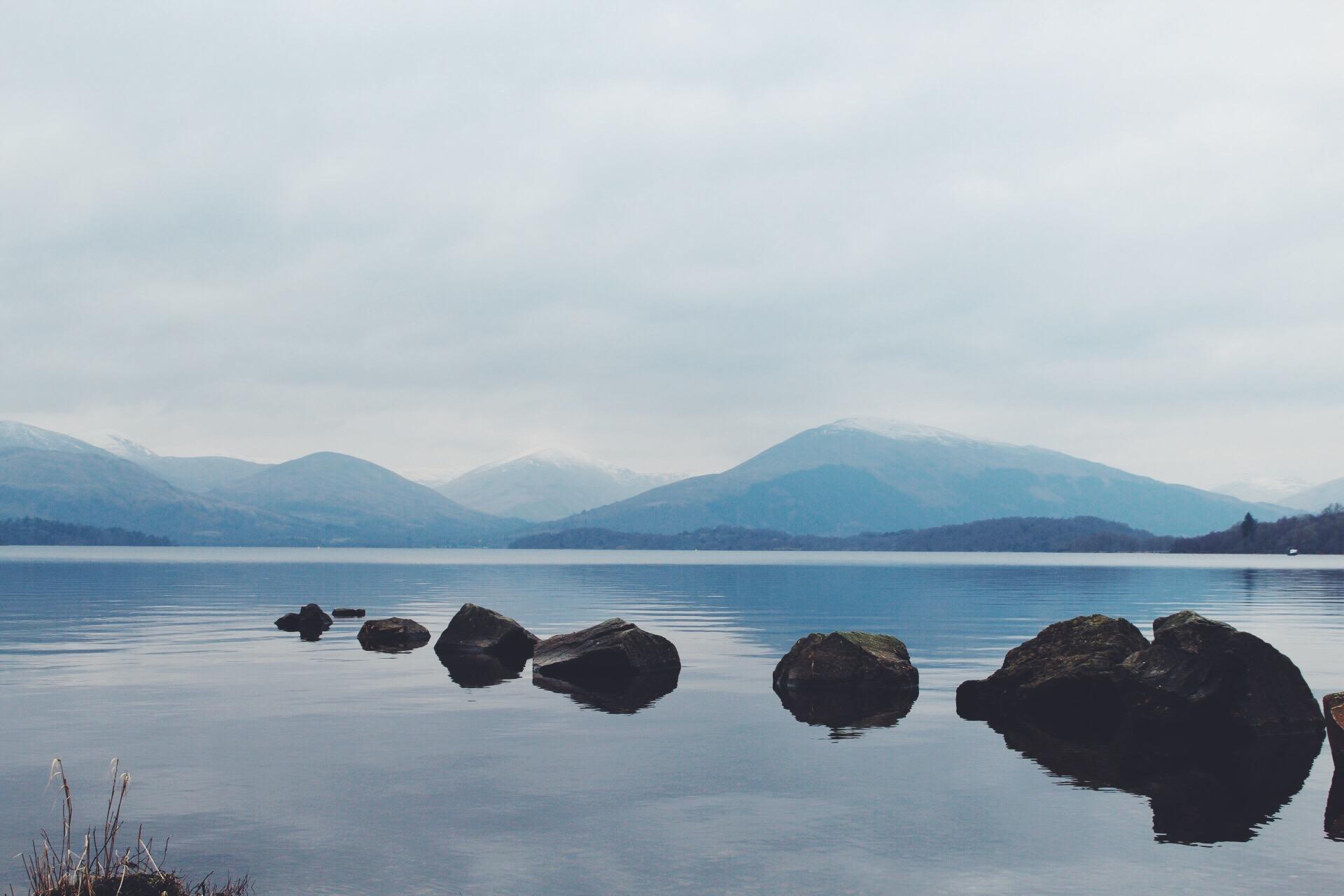 Stunning Loch Lomond