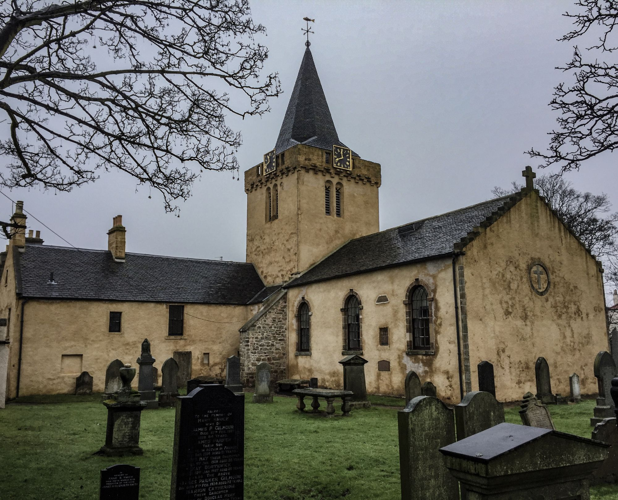 Anstruther Church