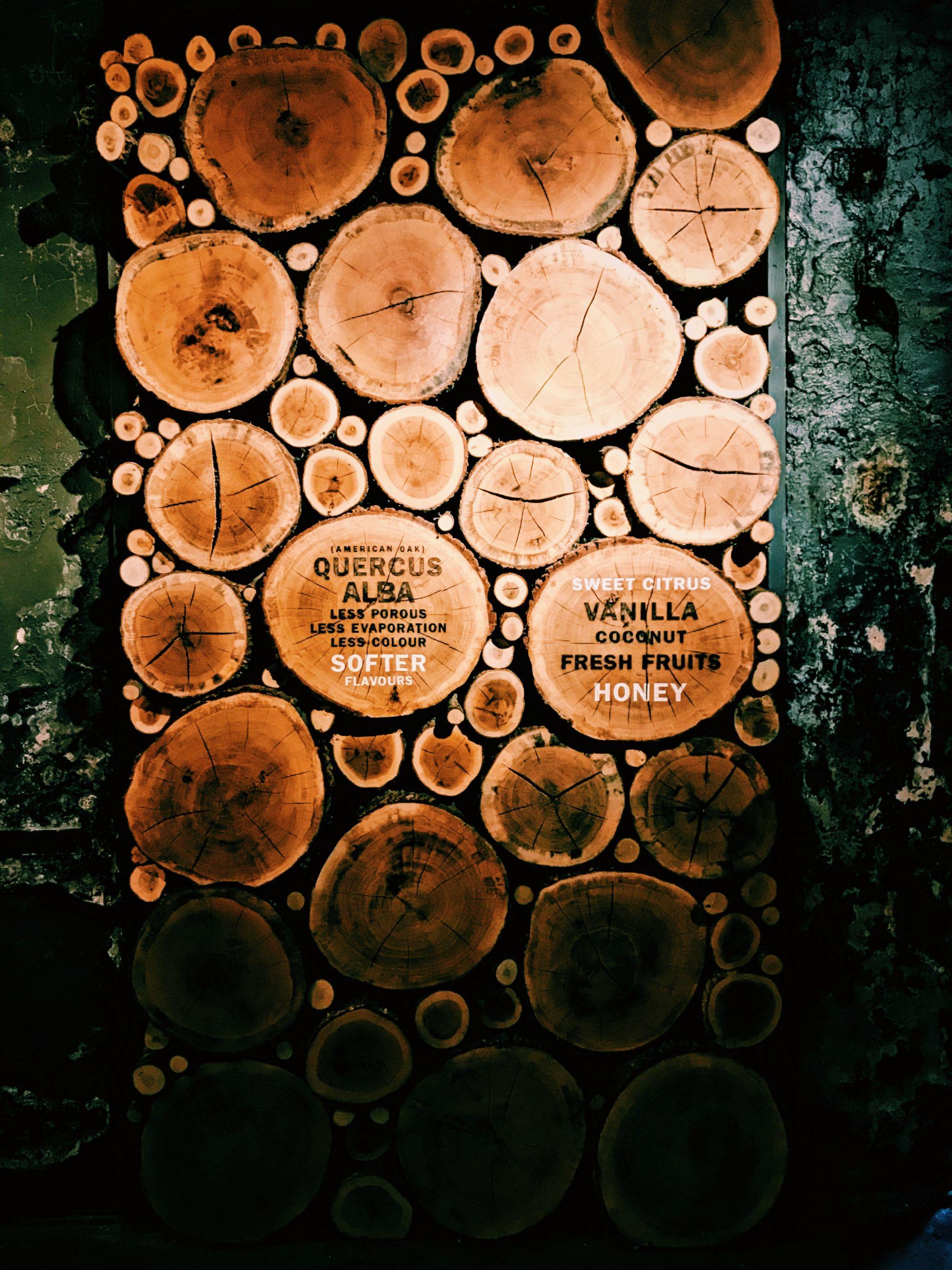 Sweet, sweet oak.