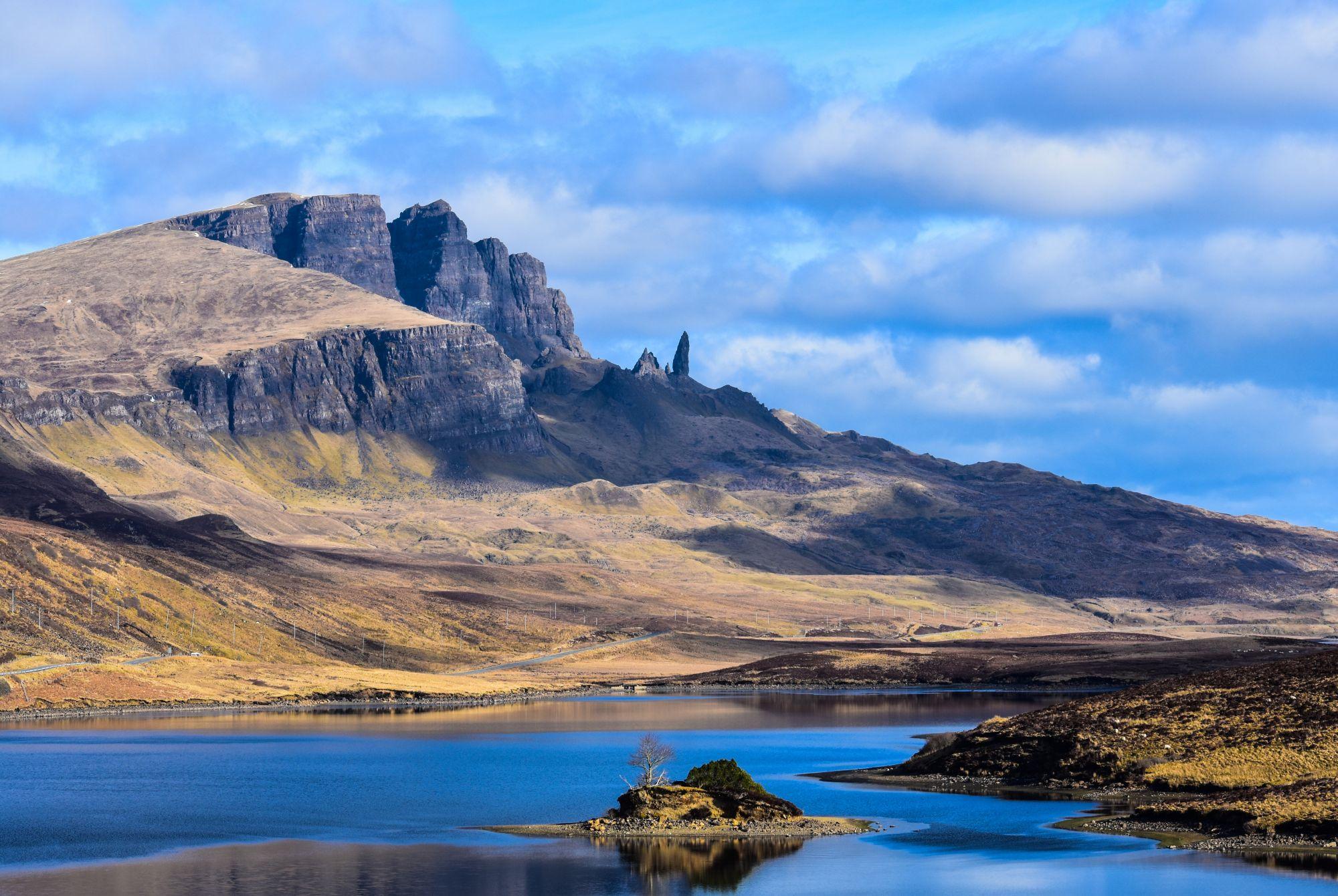 The Storr, Isle of Skye