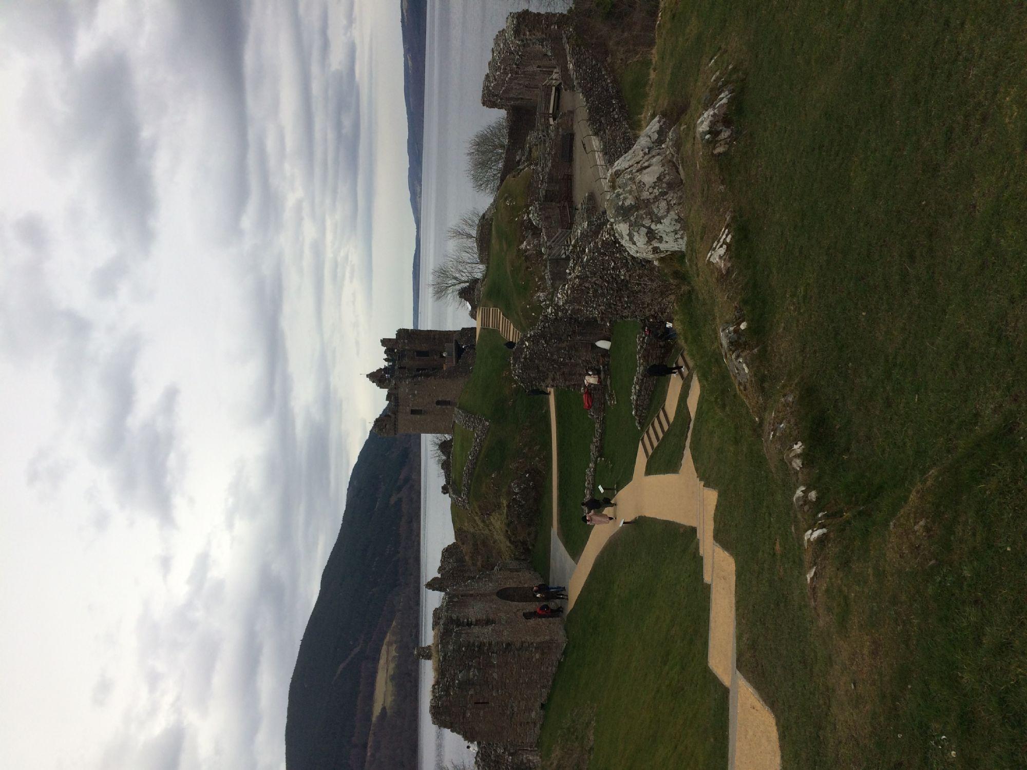 Urquahart Ruins