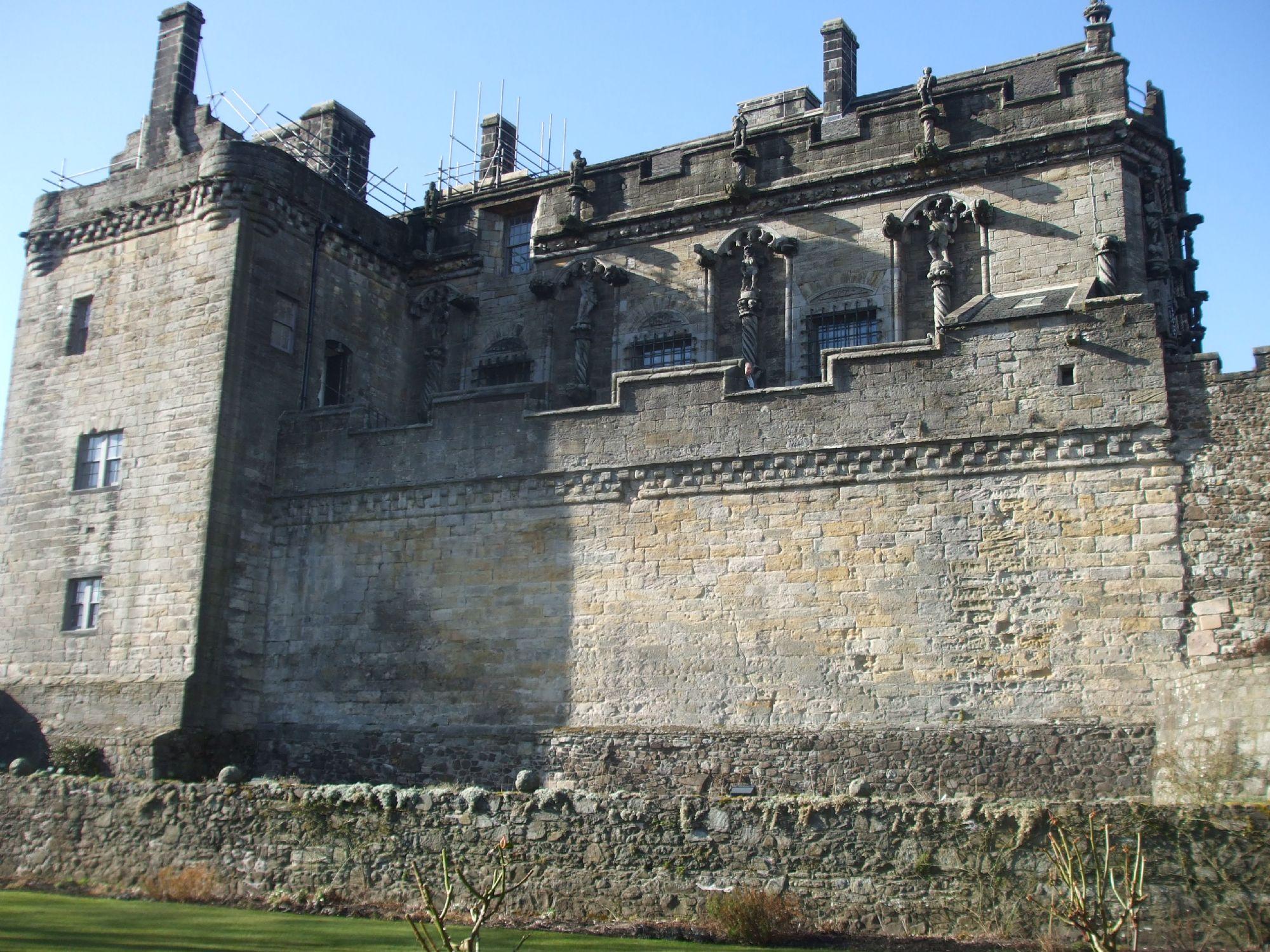 Stirling Castle!